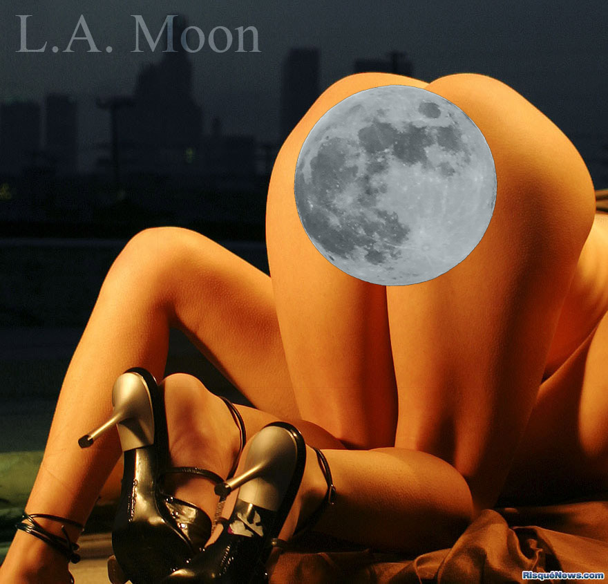 Definitely a Full Moon