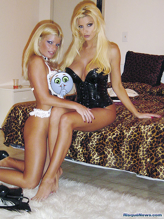 Kristal Summers and Brittany Andrews